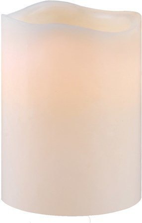 PR Home Vahakynttilä LED Valkoinen 10x15 cm