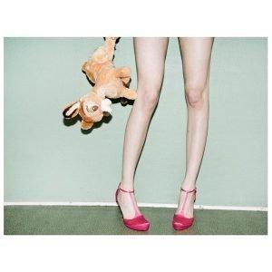 Paper Collective Bambi & Heels Juliste