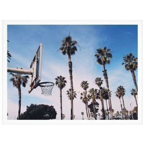 Paper Collective Cities Of Basketball 02 La Juliste