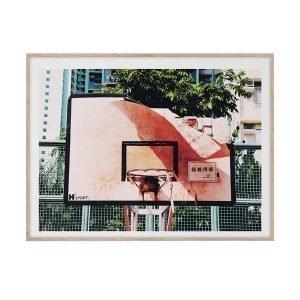 Paper Collective Cities Of Basketball 06 Hong Kong Juliste 30x40 Cm