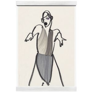 Paper Collective Dancer 03 Juliste