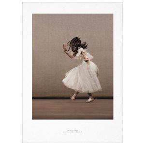 Paper Collective Essence Of Ballet 02 Juliste