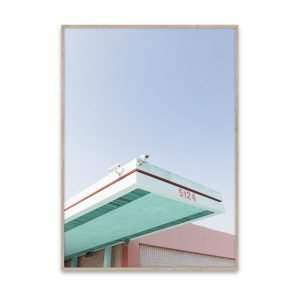 Paper Collective Juliste Los Angeles Is Pink 50x70 Cm