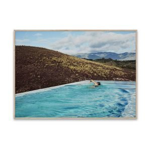 Paper Collective Juliste Swim 40x30 Cm