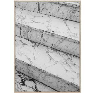 Paper Collective Marble Steps Juliste 30x40 Cm