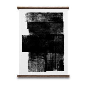 Paper Collective Midnight Juliste