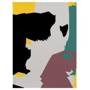 Paper Collective Paper Cuts 04 Juliste 30x40 Cm