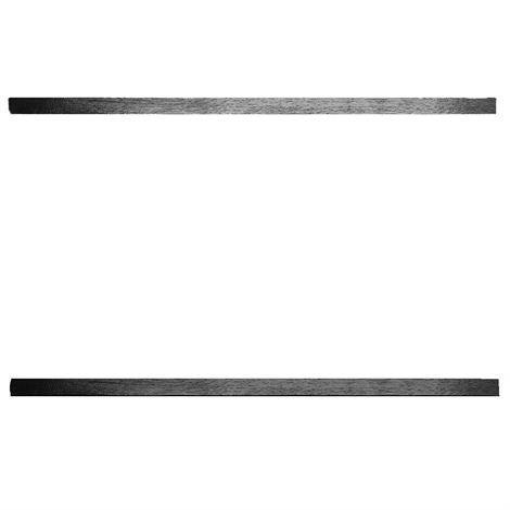 Paper Collective Stiicks Kehys Musta 73 cm