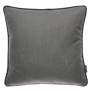 Pappelina Ray Tyyny Outdoor Dark Grey 44x44 Cm