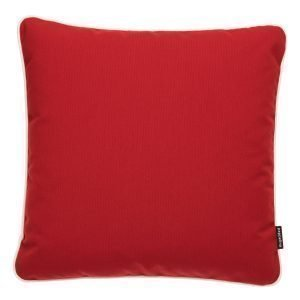 Pappelina Sunny Tyyny Outdoor Red 44x44 Cm