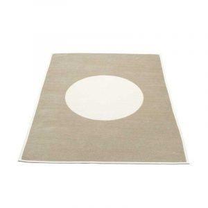 Pappelina Vera Huopa Nougat / Vanilla 140x180 Cm
