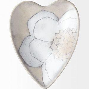 Pentik Kranssikukka Sydänmalja 14 X 18 cm