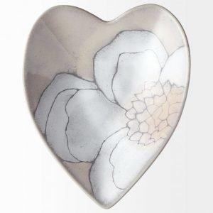 Pentik Kranssikukka Sydänmalja 18 X 22 cm