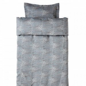 Piu Belle Moove Stripes Bedset Pussilakanasetti Sininen 150x220 Cm