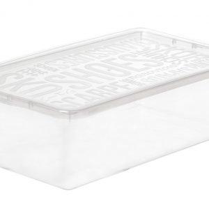 Plast Team Basic Box Kenkiensäilytyslaatikko