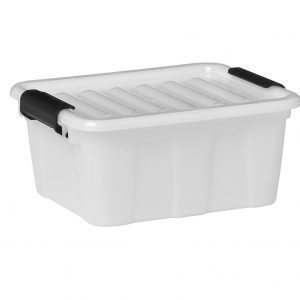 Plast Team Home Box Säilytyslaatikko Väritön