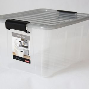 Plast Team Muovilaatikko Kannella 31 L