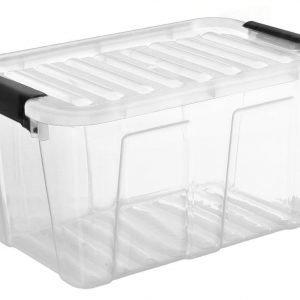 Plast Team Säilytyslaatikko Kannella 31 L
