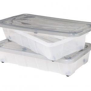 Plast Team Sängynaluslaatikko 34 L