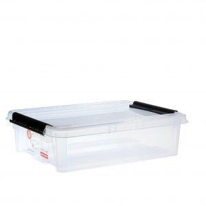 Plast Team Top Store Säilytyslaatikko Väritön