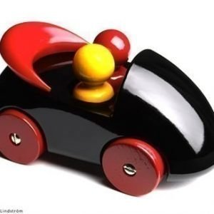 Playsam Streamliner Cab Musta Musta