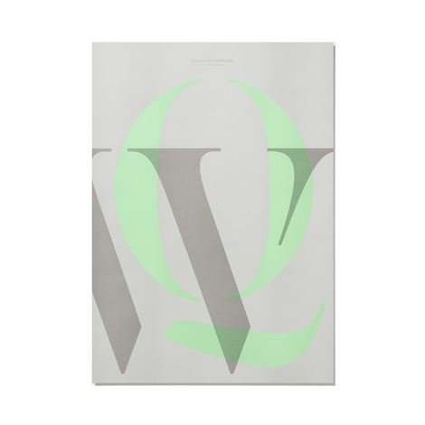 Playtype In Love With Typography 2 Juliste Qw