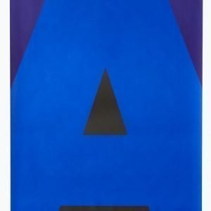 Playtype Non Objective #Blue Juliste 70x100 Cm