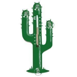 Pluto Lämpömittari Kaktus Vihreä