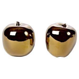 Pols Potten Apple Koristesetti Kulta 2 Kpl
