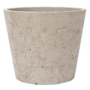 Pottery Pots Mini Ruukku L Harmaa