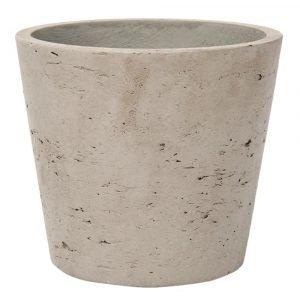 Pottery Pots Mini Ruukku M Harmaa