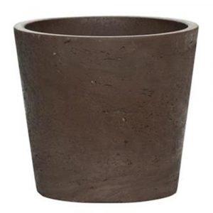 Pottery Pots Mini Ruukku M Ruskea