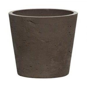Pottery Pots Mini Ruukku S Ruskea