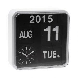 Present Time Mini Flip Kello