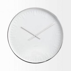 Present Time Mr. White Station Seinäkello
