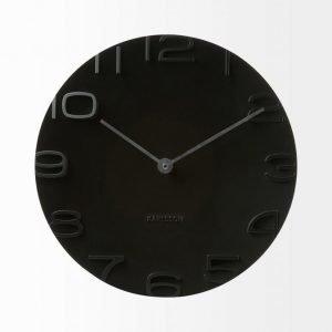 Present Time On The Edge Seinäkello
