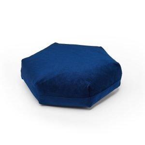 Puik Plus Hexagon Tyyny Tummansininen