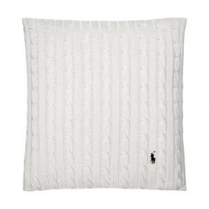 Ralph Lauren Home Cable Koristetyyny 45 X 45 cm