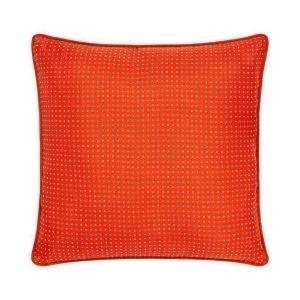 Ralph Lauren Home Dot Silkkikoristetyyny 45 X 45 cm