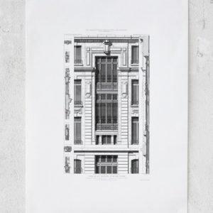 Rebel Walls Hotel Hachette Juliste 50x70 Cm