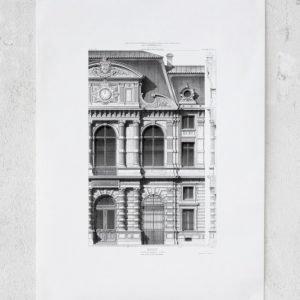 Rebel Walls Mairie Juliste 50x70 Cm