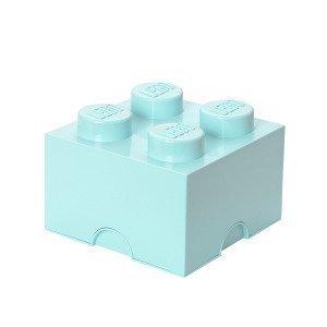 Room Copenhagen Lego Säilytyslaatikko 4 Aqua