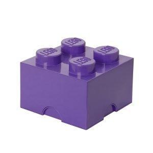 Room Copenhagen Lego Säilytyslaatikko 4 Lila
