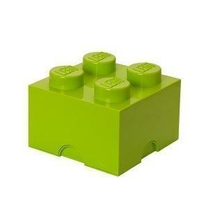 Room Copenhagen Lego Säilytyslaatikko 4 Lime