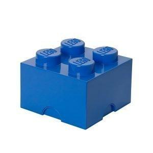 Room Copenhagen Lego Säilytyslaatikko 4 Sininen