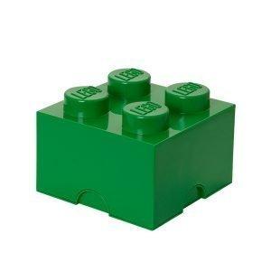 Room Copenhagen Lego Säilytyslaatikko 4 Vihreä