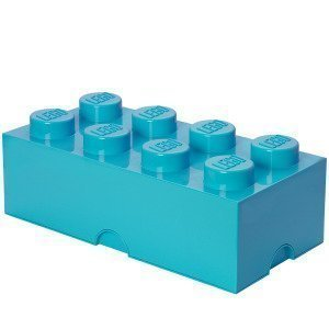 Room Copenhagen Lego Säilytyslaatikko 8 Azur