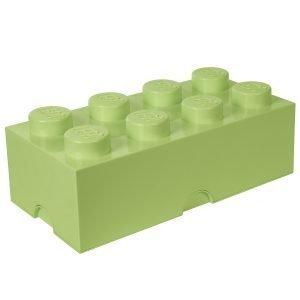 Room Copenhagen Lego Säilytyslaatikko 8 Keltavihreä