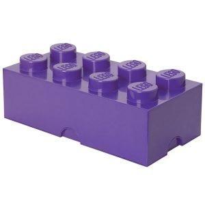Room Copenhagen Lego Säilytyslaatikko 8 Lila