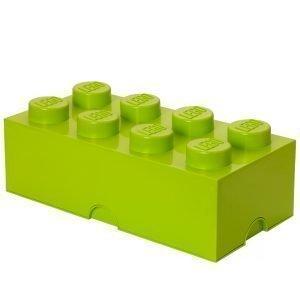 Room Copenhagen Lego Säilytyslaatikko 8 Lime